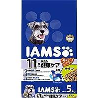 アイムス (IAMS) シニア犬 11歳以上用 毎日の健康ケア チキン 小粒 5kg