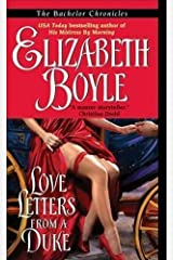 Love Letters From a Duke (The Bachelor Chronicles Book 3) Kindle Edition
