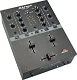 DJ-Tech DIF-2S プロフェッショナル 2ch DJ スクラッチミキサー【国内正規品】