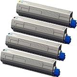 OKI TNR-C3L 大容量カラー4色セット リサイクルトナーカートリッジ COREFIDO A3カラーLEDプリンタ用