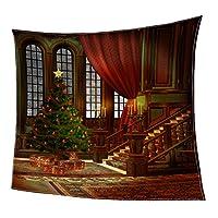 SONONIA クリスマス 毛布 ソフト ウォーム フランネル ブランケット 豪華 可愛い きれい クリスマス 装飾 暖かい 雰囲気 6タイプ選べる - 6#