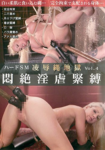 ハードSM凌辱縄地獄 vol.04 悶絶淫虐緊縛 PAINBLOOD/妄想族 [DVD]