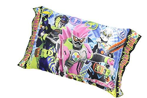 モリシタ 子供枕 仮面ライダーエグゼイド 28×39cm ブルー ポリエステル100% 1030600000600