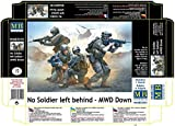 NO SOLDIER LEFT BEHIND - MWD DOWN 1/35 MASTER BOX 35181