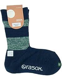(ラソックス) rasox 靴下 / DRミックス