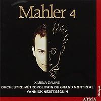 Mahler: Symphony No. 4 by G. Mahler (2004-04-06)