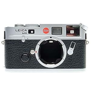 Leica m6TTL 0.58シルバークロムカメラボディ