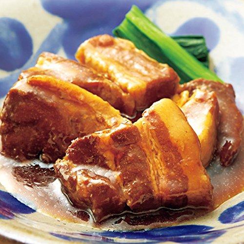 沖縄 土産 黒豚角煮 1箱 (国内旅行 日本 沖縄 お土産)