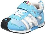 [イフミー] 運動靴 JOG 30-7013 BLU ブルー 17.0(17cm) 3E