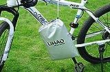 LIHAO 自転車カバー サイクルカバー 厚手 破れにくい 撥水加工 UVカット 雨雪対応 風飛び防止 収納袋付き 29インチまで対応