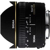 SIGMA 単焦点魚眼レンズ 15mm F2.8 EX DG DIAGONAL FISHEYE シグマ用 フルサイズ対応