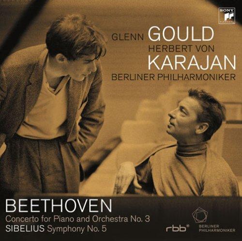 ベートーヴェン:ピアノ協奏曲第3番&シベリウス:交響曲第5番の詳細を見る