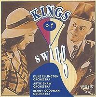 Louis Armstrong, Benny Goodman, Louis Prima, Artie Shaw..