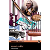 Penguin Readers: Level 2 AMERICAN LIFE (MP3 PACK) (Pearson English Readers, Level 2)