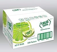 True Lime Bulk Pack, 500 Count (Net Wt .88lbs)(並行輸入商品)