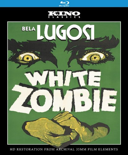 White Zombie: Kino Classics' Remastered Edition /恐怖城[Blu-ray]  [Import]