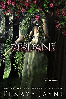 Verdant (The Legends of Regia Book 3) by [Jayne, Tenaya]