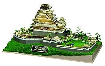 童友社 1/380 日本の名城 DXゴールドシリーズ 世界文化遺産 国宝 姫路城 プラモデル DG1
