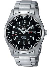 [セイコー]SEIKO 腕時計 セイコーファイブ スポーツ100m ミリタリー SNZG13K1 [逆輸入品]