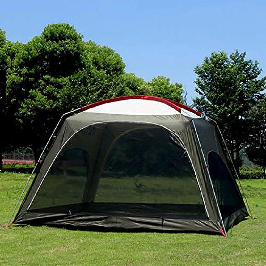 高層ビル文房具今日簡単セットアップビーチテント100%防水キャンプテント3-4男のテント大太陽シェルター収納袋登山ハイキング旅行屋外家族軽量バックパッキングテント