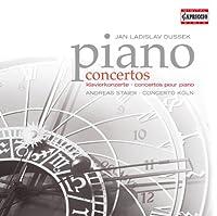 J.L.ドゥシェク:ピアノ協奏曲集