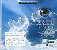 Sacchini - Oedipe a Colone