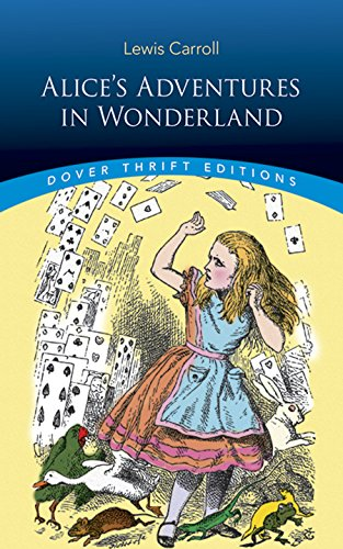 DoverPublicationsReprint版『Alice'sAdventuresinWonderland(DoverThriftEditions)』