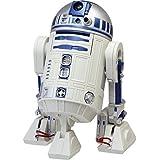 リズム時計 STAR WARS(スターウォーズ) R2-D2音声・アクション目覚し時計 白 8ZDA21BZ03
