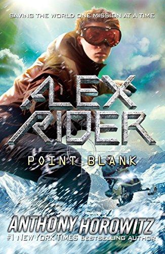 Point Blank (Alex Rider)の詳細を見る