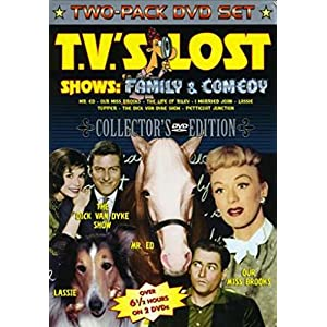 TV's Lost Episodes Family Comedy Collector's Edit [DVD] [Import]
