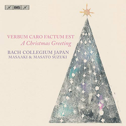 きよしこの夜 / BCJのクリスマス (Verbum Caro Factum Est A Christmas Greeting) [SACD] [Import] [日本語帯・解説付]