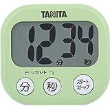 タニタ でか見えタイマー100分 ピスタチオグリーン TD-384-GR