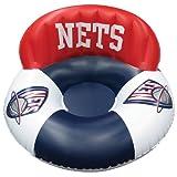 Poolmaster New Jersey Nets Luxury Drifterプールラフト One Size 88717
