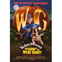 Wallace & Gromit : The Curse of the were-rabbitポスター映画27 x 40インチ – 69 cm x 102 cm ( 2005 ) (スタイルB )