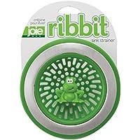 Joie Ribbit Kitchen Sink Strainer Basket, Frog, 4.5-inch by MSC International