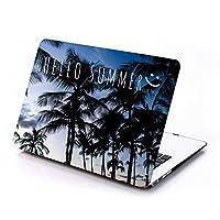 MacBookケース 【 MacBook Pro 13.3インチ (Late 2016) 専用 】Hello Summer デザイン MacBook シェルカバーケース シェルケース プロテクター
