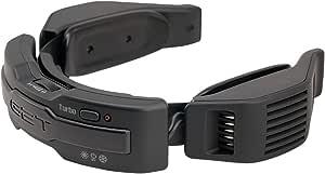 G2T 冷房/暖房 スマートウェアラブルエアコン 暑さ/寒さ対策 快適グッズ 冷暖効果 科技温度調節 USB給電式 モバイルバデリと繋がって運転する この商品はモバイルバッテリー(充電器)を含まれません (ブラックパンサー, Small)