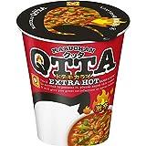 マルちゃん QTTA EXTRA HOTラーメン 85g×12個