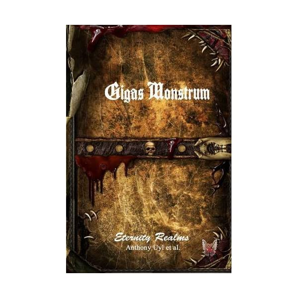 Gigas Monstrum Book 1の商品画像