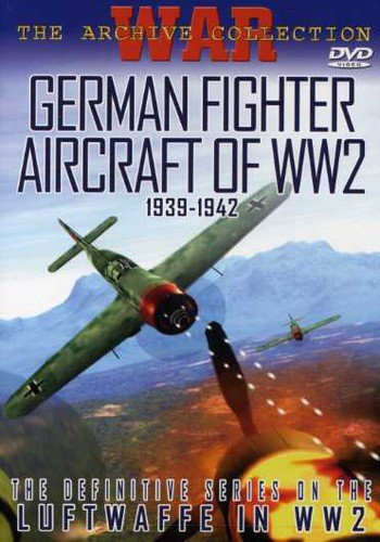 German Fighter Aircraft of Ww2 1939-1942 [DVD] [Import]