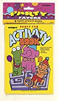 (Activity Books) - Activity Book Party Favours, 8ct