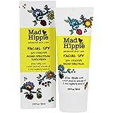 海外直送品 Mad Hippie Skin Care Products、顔用、SPF30+ UVA/UVB 広範囲スペクトル、2.1オンス(60g)