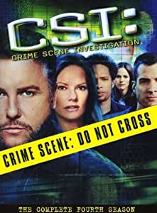 Csi: Complete Fourth Season [DVD] [Import]