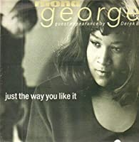 Just the way you like it (Down Beat Version, feat. Derek B.) / Vinyl Maxi Single [Vinyl 12'']