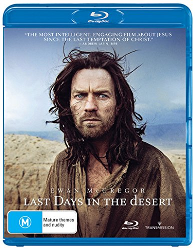 Last Days in the Desert [Region B] [Blu-ray]