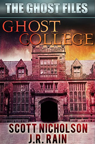 Download Ghost College (The Ghost Files Book 1) (English Edition) B004PLNQ92