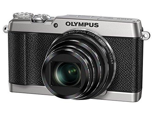 オリンパス OLYMPUS デジタルカメラ STYLUS SH-3 シルバー SH-3-SLV
