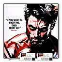 Wolverine/ウルヴァリン/ポップアートパネル/Keetatat Sitthiket キータタット シティケット