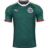 プーマ ジャージ 新しい。Chivas de GuadalajaraグリーンPumaジャージサイズ2x l
