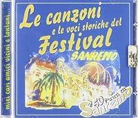 Festival Di Sanremo - Canzoni E Voci Storiche (1 CD)